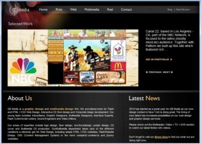 Qb_Media-Site