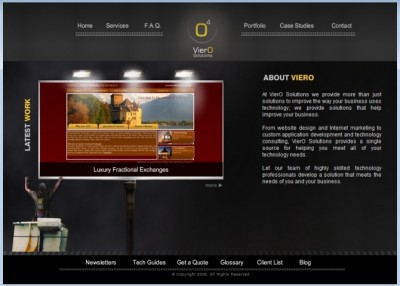V. Solutions-Site